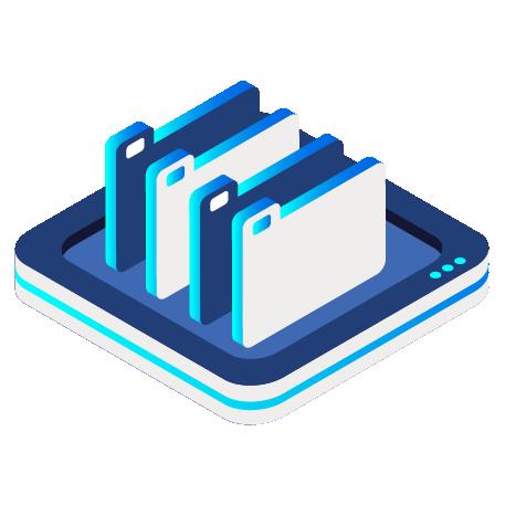 folders files